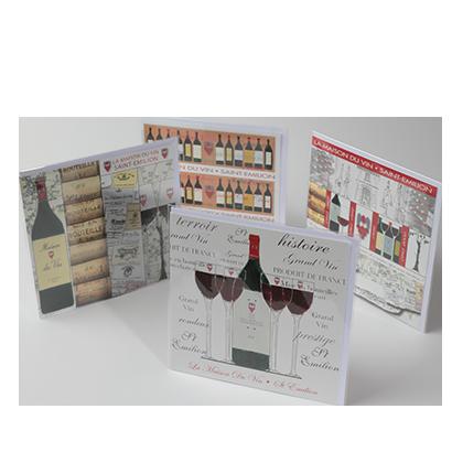 carte vintage maison du vin de saint emilion maison du vin de saint emilion. Black Bedroom Furniture Sets. Home Design Ideas